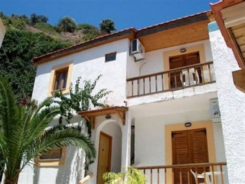 Hotel Glaros - Agia Galini - Rethymnon Kreta
